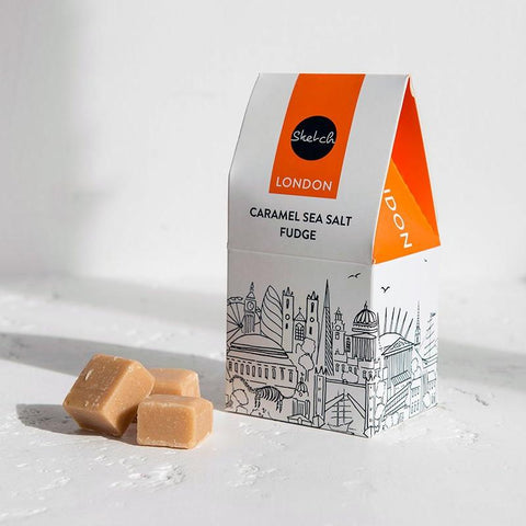 Sketch Caramel Sea Salt Fudge 1