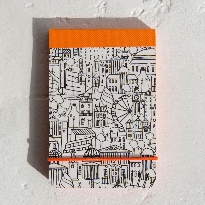 Sketch London Jotter Black/White 1