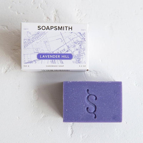 Soapsmith Single Bar Lavender Hill 1