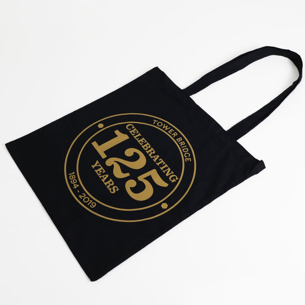 Tower Bridge 125 Year Anniversary Tote Bag 2