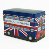 London Union Jack Bus Shortbread Biscuit 2