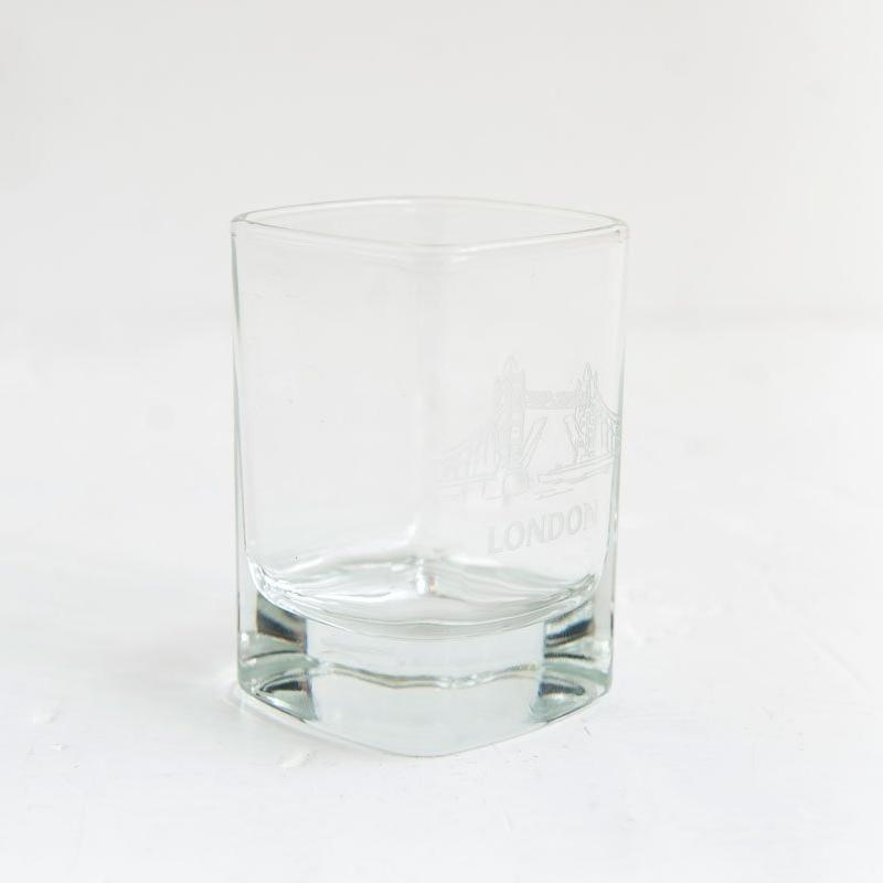 Square Dram Glass 1