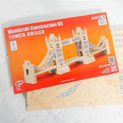 Woodcraft Tower Bridge Model 4