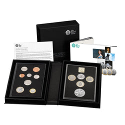 2019 United Kingdom Collector Proof Coin Set - Limited Edition
