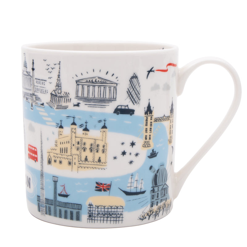 Alice Tait Forever London Mug 1