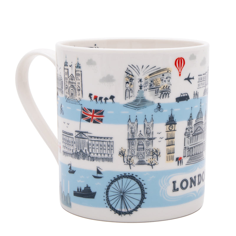 Alice Tait Forever London Mug 2