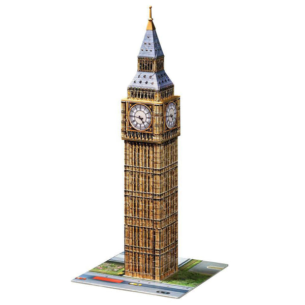 Big Ben 3D Jigsaw Puzzle - 216 Piece - assembled