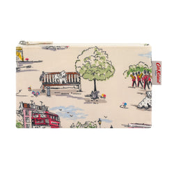 Cath Kidston Billie Goes To Town Zip Purse 1