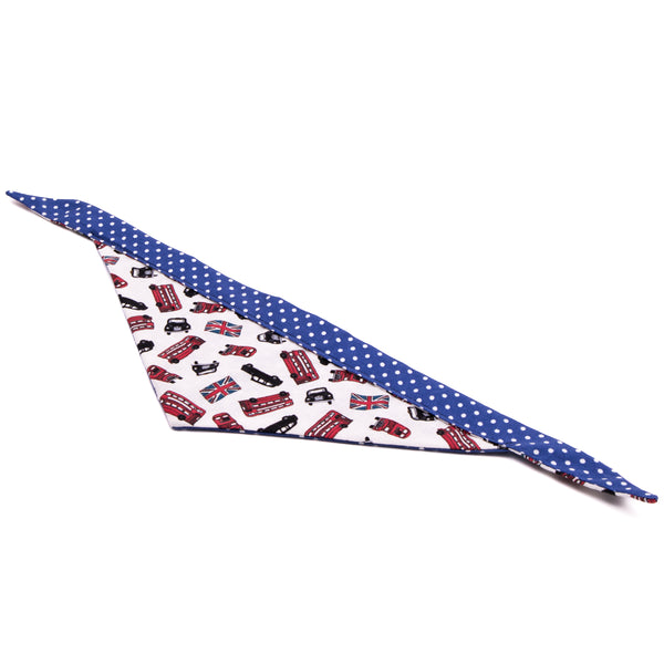 BlossomCo London Style Dog Bandana 2