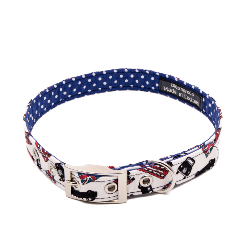 BlossomCo London Style Dog Collar 2