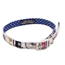 BlossomCo Love London Dog Collar 1
