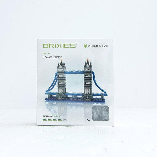 Brixies Tower Bridge 3D Puzzle 01