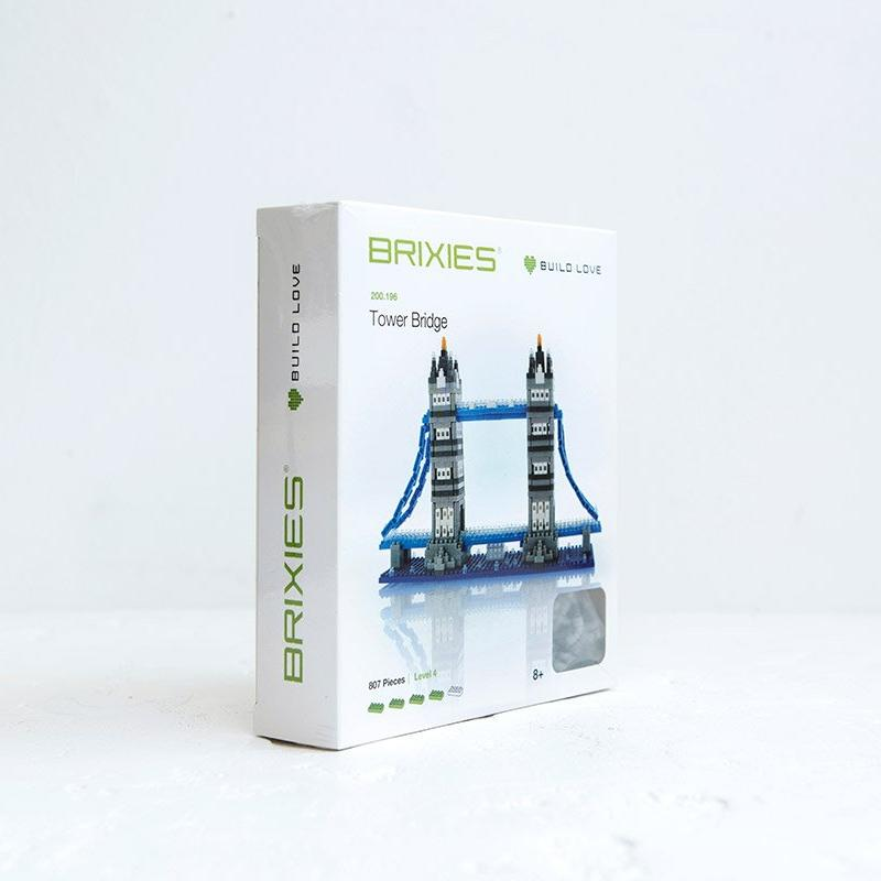 Brixies Tower Bridge 3D Puzzle 02