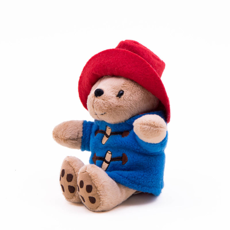 Paddington Bear Beanie Toy 2