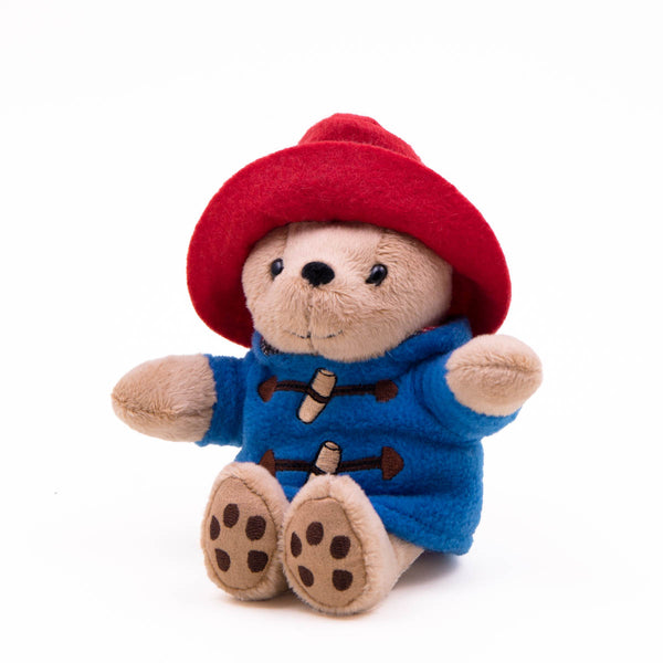 Paddington Bear Beanie Toy 1