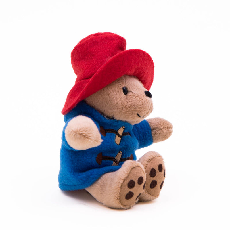 Paddington Bear Beanie Toy 3