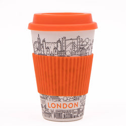 Sketch London Bamboo Travel Cup 1