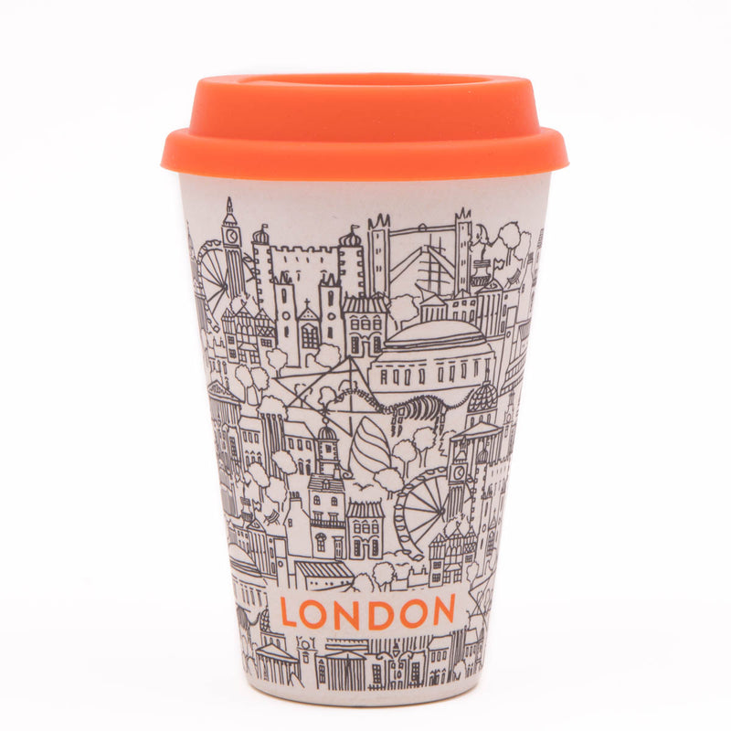 Sketch London Bamboo Travel Cup 2