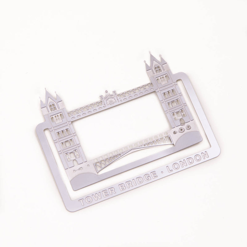 Tower Bridge Clip Bookmark 2