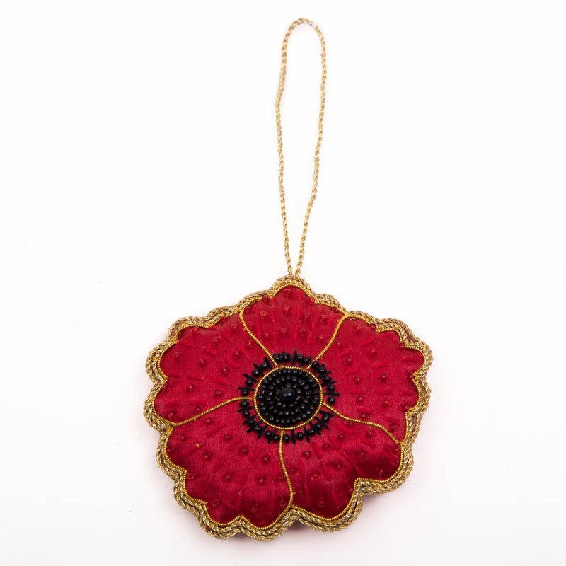 Poppy Christmas Decoration 3