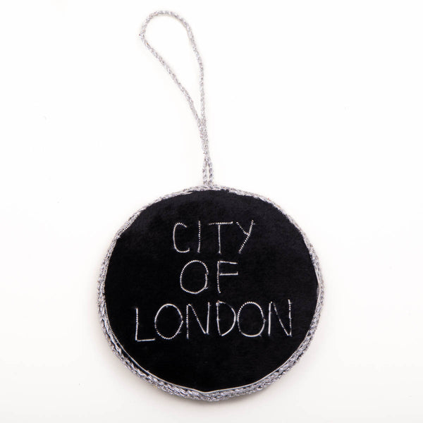 City Of London Christmas Decoration 2