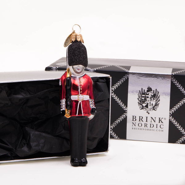 Brink Nordic Guardsman Christmas Decoration 2