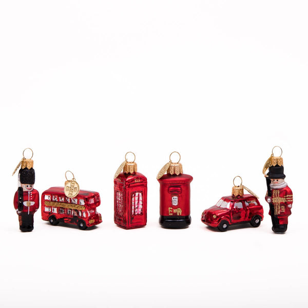Brink Nordic Mini 6 Pack Christmas Decoration 1