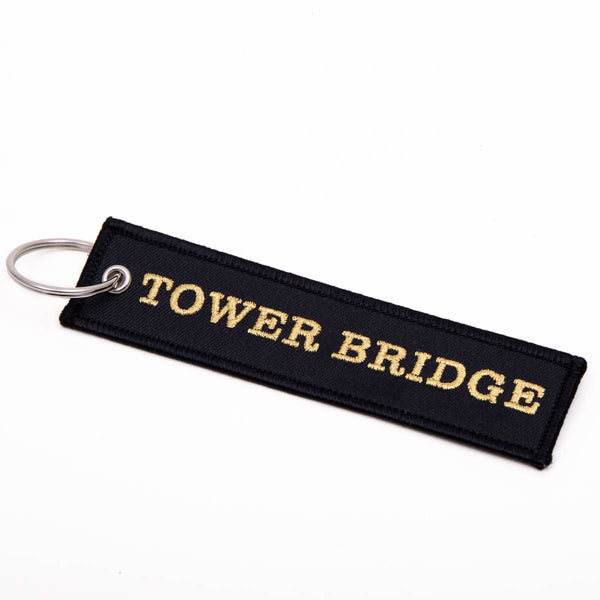 Tower Bridge - Bridge Master Woven Keyring 2