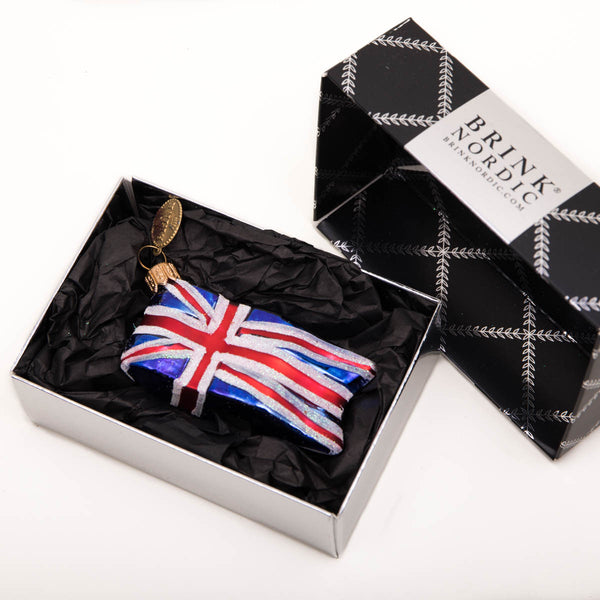 Brink Nordic Union Jack Christmas Decoration 2