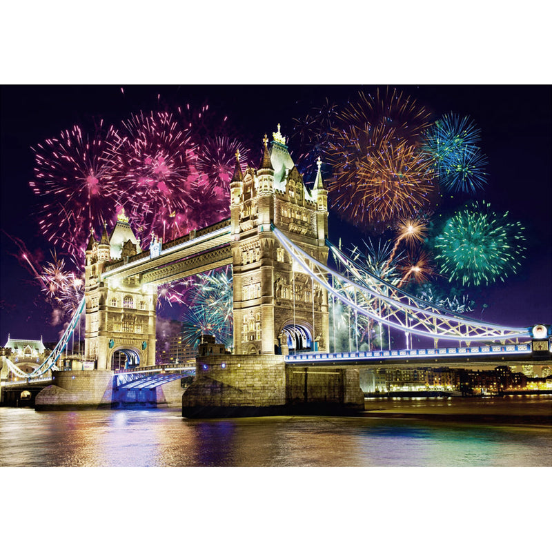 Tower Bridge 500 Piece Puzzle full image