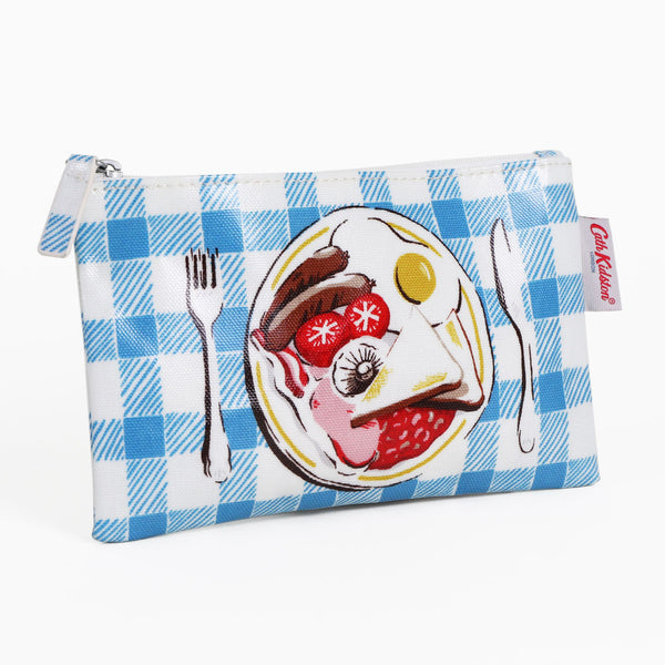 Cath Kidston English Breakfast Pouch Bag