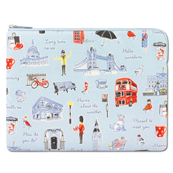 Cath Kidston London Icons 15 Inch Laptop Sleeve