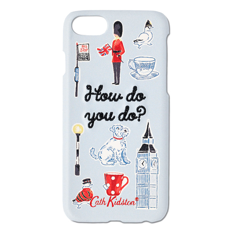 Cath Kidston London Icons Phone Case - iPhone 6/6S/7/8