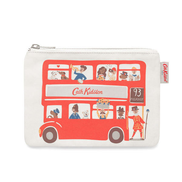 Cath Kidston London People Novelty Pouch 1
