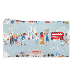 Cath Kidston London People Zip Make Up Bag 1