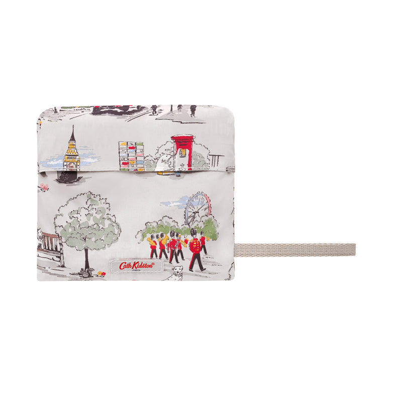 Cath Kidston Billie Goes To Town Large Foldaway Tote Bag 2