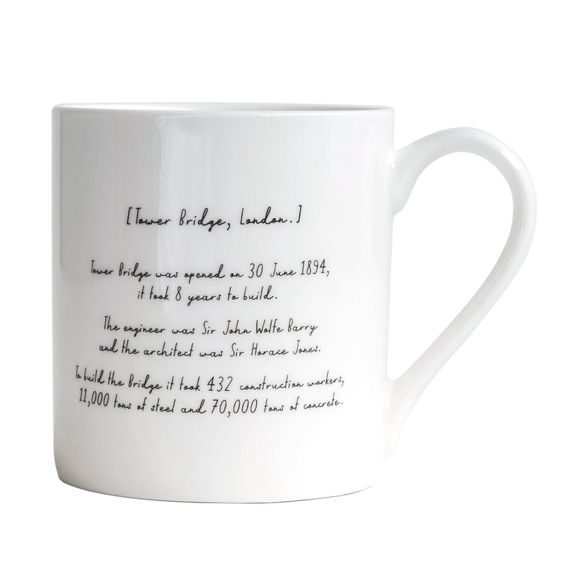 Cecily Vessey Tower Bridge Mug 2