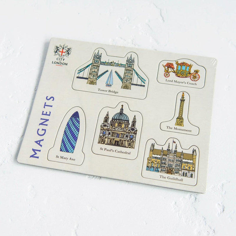 City Of London Magnets 1
