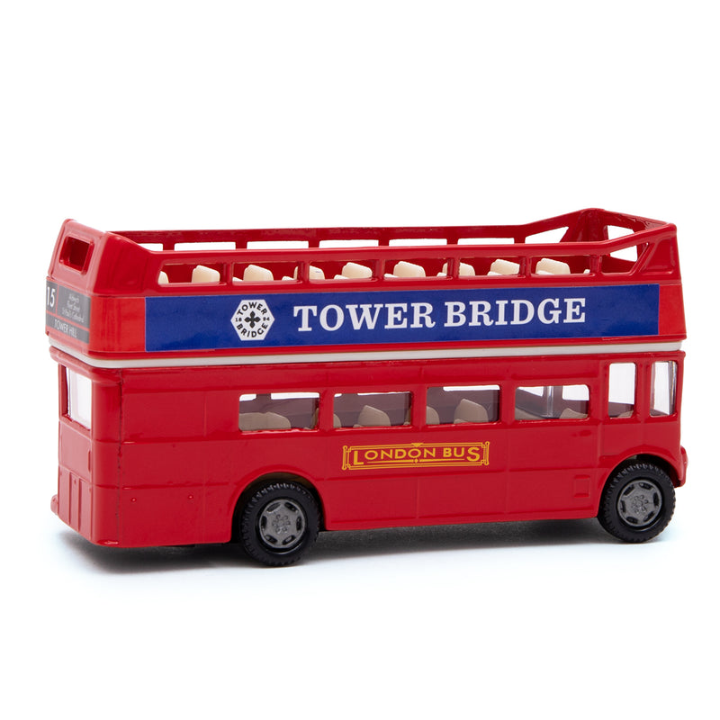 Die Cast Open Top London Bus 2