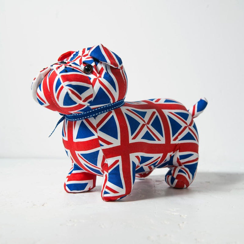 Dora Designs British Bulldog Doorstop 1
