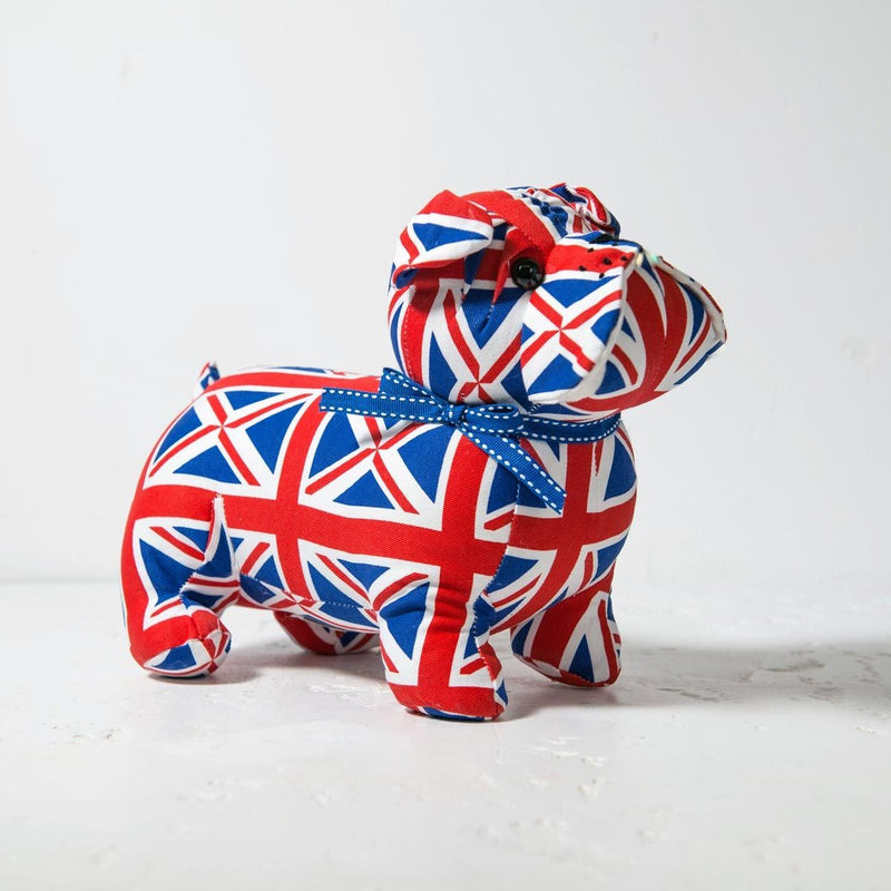 Dora Designs British Bulldog Doorstop 3