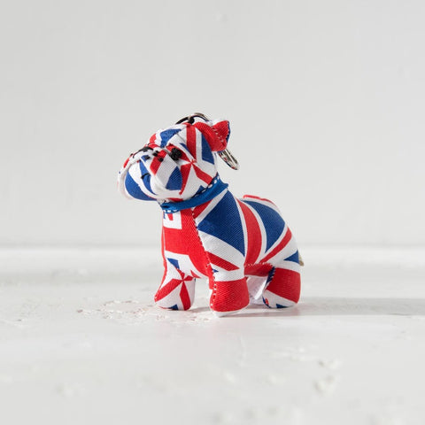 Dora Designs British Bulldog Keyring 1