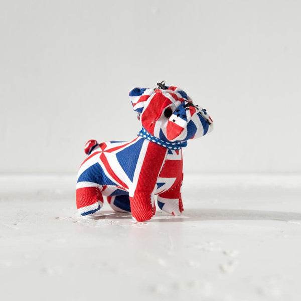 Dora Designs British Bulldog Keyring 3