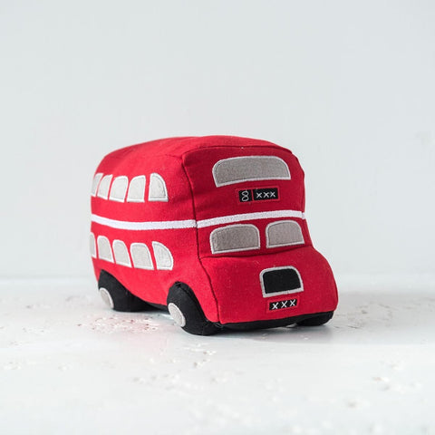 Dora Designs London Double Decker Bus Doorstop 1
