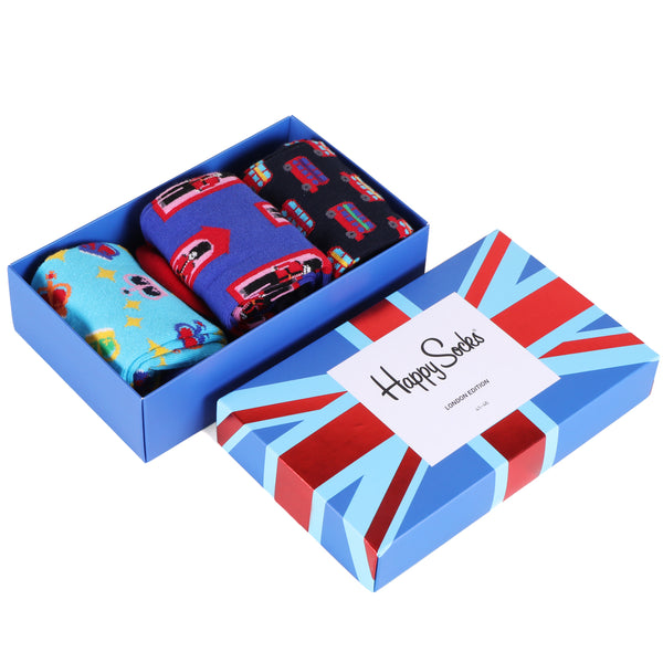 Happy Socks London Union Jack Gift Box 1