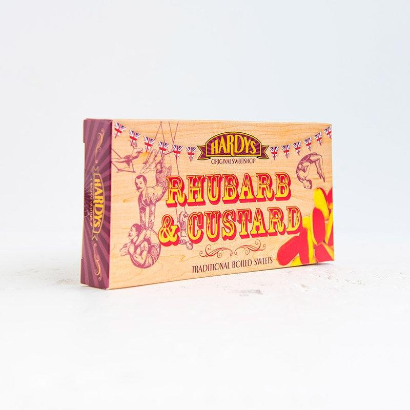 Hardys Sweets Rhubarb & Custard Box 02