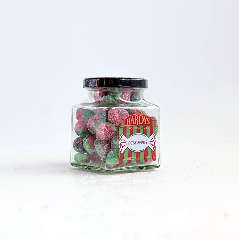 Hardys Sweets Rosy Apples Jar 01