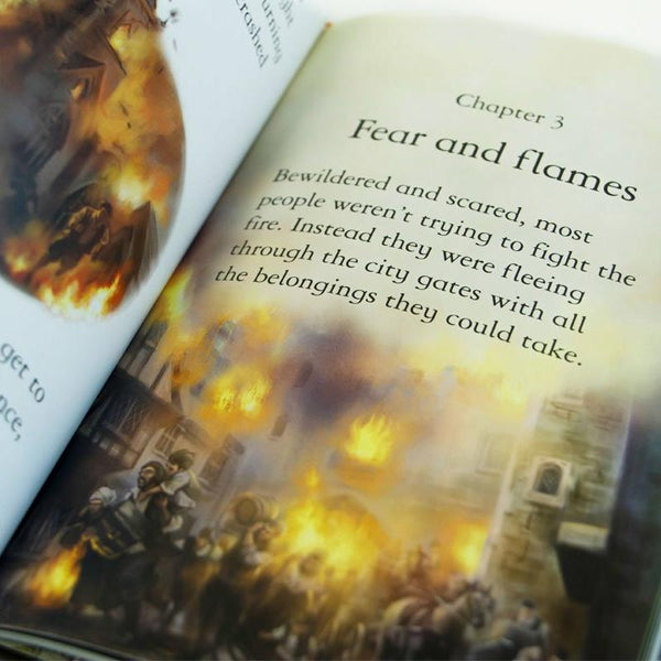 The Great Fire Of London Book 3