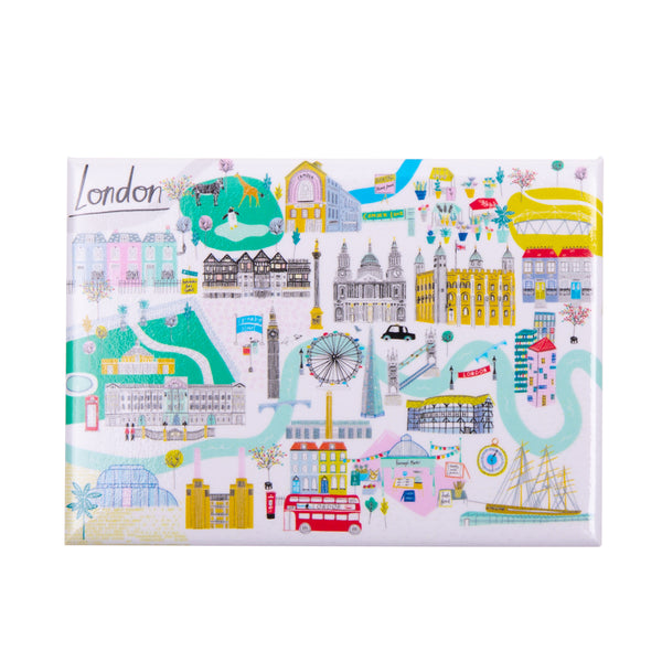 Jessica Hogarth London Magnet 1