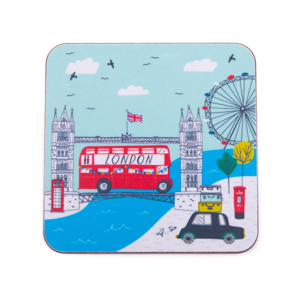 Jessica Hogarth Tower Bridge Coaster 1